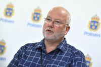 Kriminalkommissarie Gunnar Appelgren har arbetat med särskilt fokus på Rinkeby, Botkyrka och Södertälje. Arkivbild.
