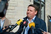 Kommunalordförande, Tobias Baudin
