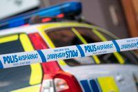 En man i 35-årsåldern skottskadades i Kristianstad. Arkivbild.