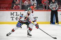 Theodor Lennström förstärker Frölunda även till kommande säsong. Arkivbild.
