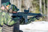 Foto: Magnus Lindstedt/Försvarsmakten