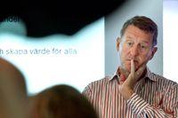 Conni Jonsson, styrelseordförande för EQT.