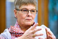 Maud Olofsson (C) vägrade att infinna sig i KU.