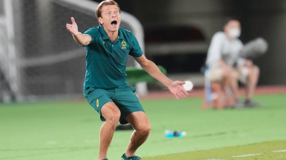 Tony Gustavssons Australien är utslaget i OS-fotbollen.