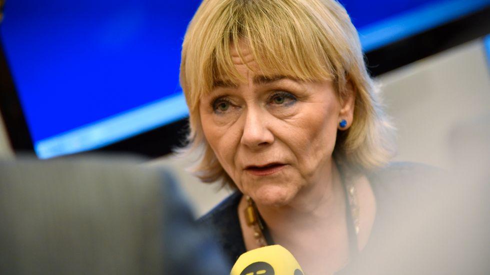Beatrice Ask (M) föreslås som ny tillfällig ordförande för konstitutionsutskottet. Arkivbild.