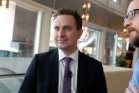 Moderaternas partisekreterare Tomas Tobé.