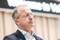 AB Volvos vd Martin Lundstedt.