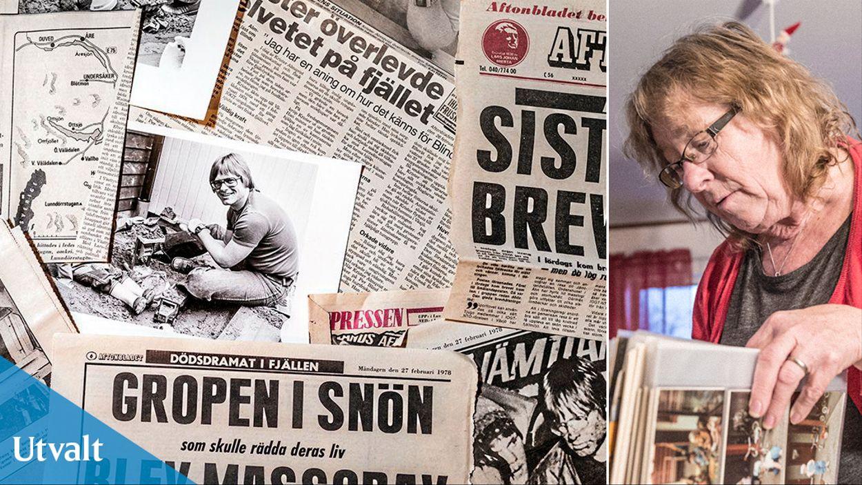 Anaristragedin skakade Sverige 1978. I den lilla byn där Ann-Kristine Kårehed bor pratas det fortfarande om olyckan som tog fem Växjöungdomars liv.