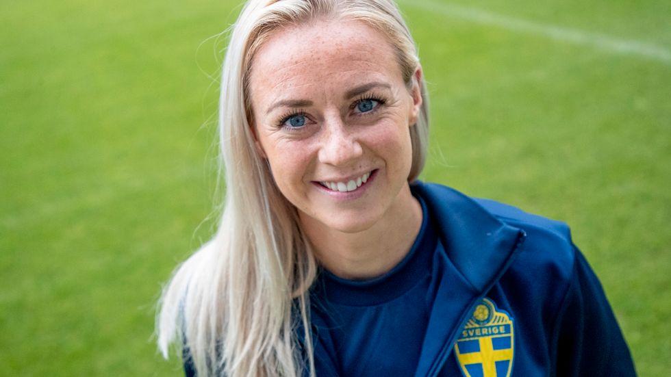 Amanda Ilestedt bytte i somras München mot Paris.