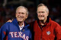 Bush-familjen är precis som många andra i Texas inga större fans av Donald Trump.
