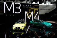 Tyska BMW har släppt delårssiffror. Arkivbild.