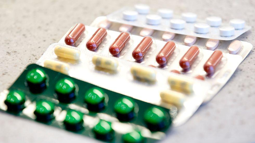 Läkemedel som redan finns på marknaden testas nu mot coronavirus. Arkivbild.