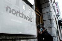 Northvolt presenterade en ny batterifabrik under torsdagen.