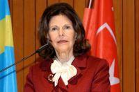 """""""Vi måste alla göra mer för att skydda barn"""", säger drottning Silvia."""