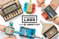 """Nintendo satsar på tillbehör av kartong till spelkonsolen Switch. """"Vad som definierar Nintendo är att de inte är rädda för att prova nya saker"""", säger forskaren Diego Navarro."""