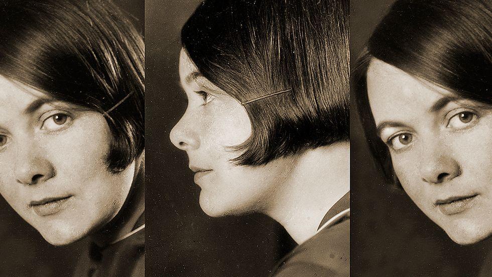 """1932 flyttade Karin Boye till Berlin. Jessica Kolterjahns bok """"Den bästa dagen är en dag av törst"""", är en fiktiv gestaltning av det året."""