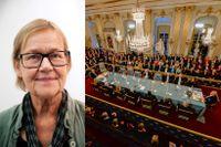 Tua Forsström gör sitt inträde i Svenska Akademien den 20 december.