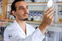 Farshid Jalalvand, forskare i klinisk mikrobiologi vid Lunds universitet.