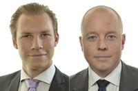 Markus Wiechel och Björn Söder
