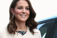 Hertiginnan av Cambridge under ett välgörenhetsarrangemang i mars.