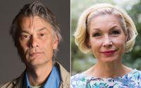 Mats Alvesson och Anna-Karin Wyndhamn.