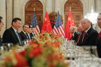 Xi Jinpings Kina och Donald Trumps USA är tillbaka på kollisionskurs.