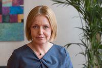 Elisabeth Thand Ringqvist, styrelseordförande i SVCA.