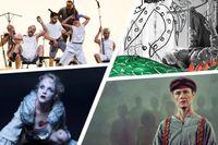 Fyra av föreställningarna SvD:s kritiker ser fram emot att se i höst.