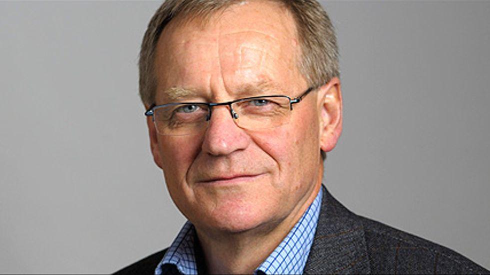 Lars Johansson, Socialdemokraternas nye näringspolitiske talesman.