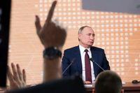 När Putin igår på den årligt återkommande nyhetskonferensen svarade på en del av frågorna använde han Sovjetunionen som referens.