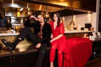 Oscar Zia och Emma Molin leder P3 Guld 2021. Pressbild.