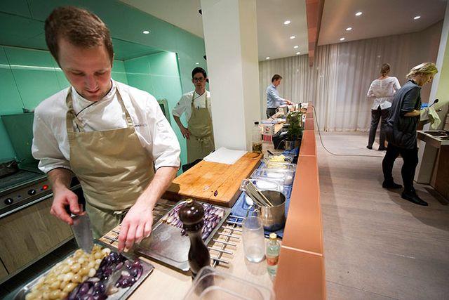 Gastrologik är tillsammans med Ekstedt nya stjärnrestauranger i Stockholm.