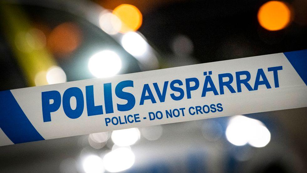 Skott har avlossats i Ulvsunda i västra Stockholm. Arkivbild.