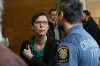 Åklagare Helene Gestrin överklagar tingsrättens friande domar mot de två personer som åtalats för brott mot Estonialagen. Arkivbild.