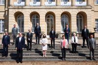 Västvärldens tungviktare i G7 har under det brittiska ordförandeskapet enats om en miniminivå på global bolagsskatt och ett nytt system för att allokera mer beskattning till länder där konsumtionen sker i stället för där huvudkontor, forskning och utveckling ligger. Arkivbild