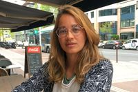 Charlotte Boitiaux är övertygad om att Parisborna kommer att resa sig.