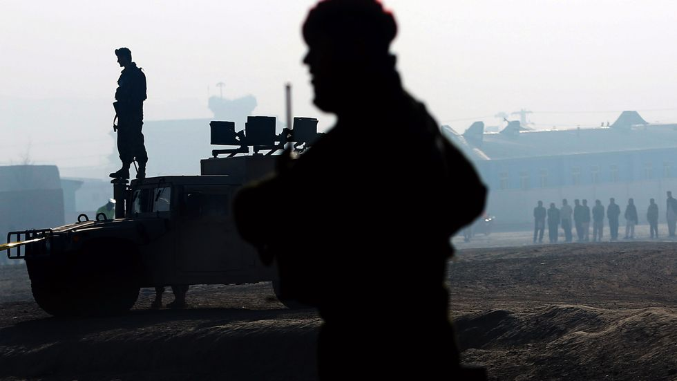 Kabul, Afghanistan, 2014.