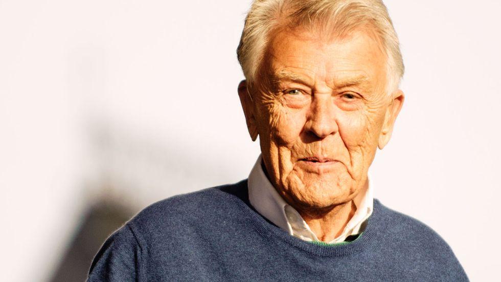 Sven-Bertil Taube på Gröna Lund.