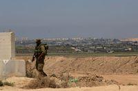 Enligt uppgifter till AFP har raketer avfyrats mot Israel under onsdagen.