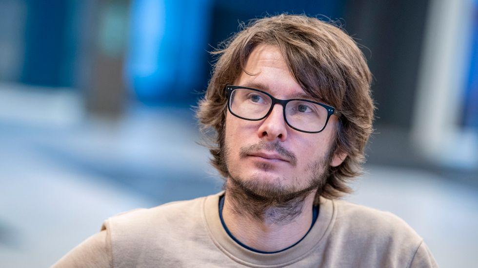 Manne Gerell, kriminolog och forskare kring risker i samhället vid Malmö universitet.