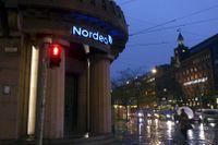 Nordea-kontor i Helsingfors dit Nordea kan flytta sitt huvudkontor.