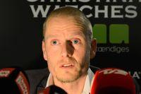 Den danske cyklisten Michal rasmussen pekar ut en svesk före detta toppcyklist som EPO-langare i sin bok.