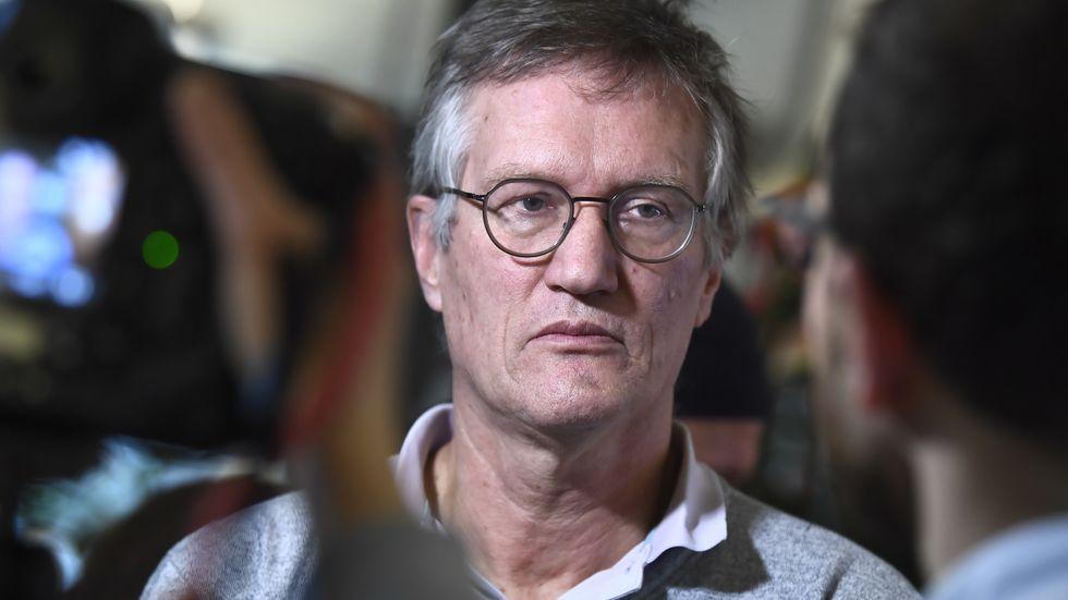 Statsepidemolog Anders Tegnell.