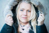 """Carina Bergfeldt är aktuell med pratshowen """"Carina Bergfeldt"""" i SVT. Arkivbild."""