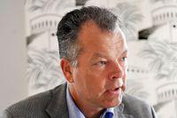 Peter Gudmundson, rektor vid Kungliga Tekniska Högskolan.