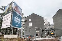 Få ansökningar har kommit in om bidrag till bostadsrenoveringar. Arkivbild.