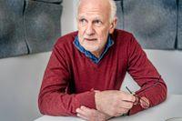 Lasse Övling, radiopsykolog i P1.