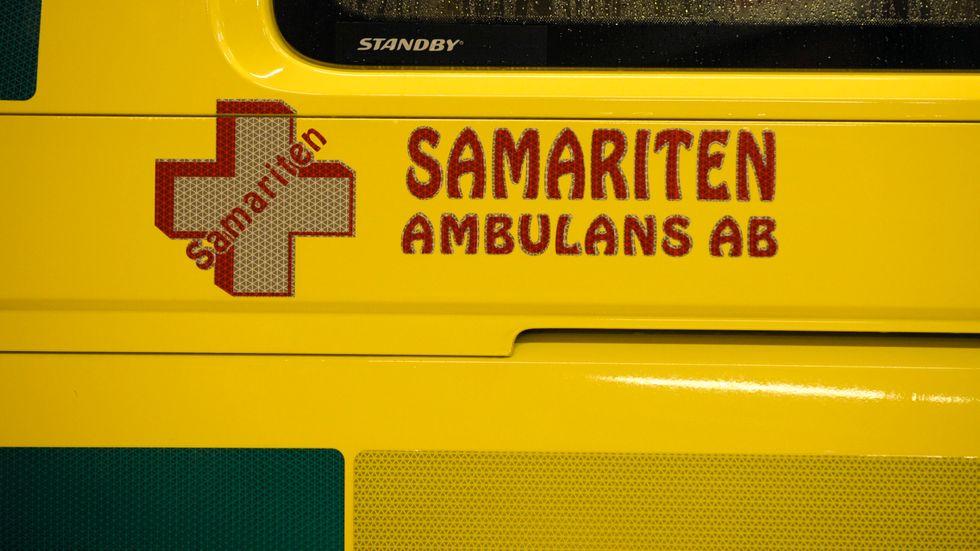 Ambulanspersonalen spetsade kollegans kaffe med urindrivande medel. Arkivbild.