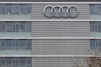 Audis vd är en av flera misstänkta i tysk utredning kring utsläppsfusk. Arkivbild.
