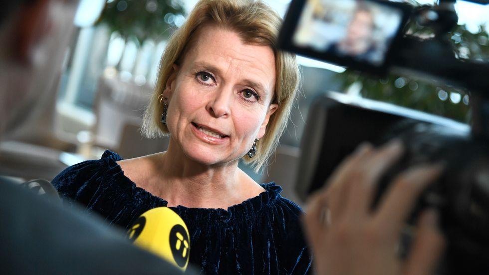 Åsa Regnér får ett toppjobb inom FN och lämnar regeringen.
